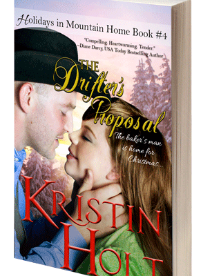 The Drifter's Proposal, Autographed Paperback