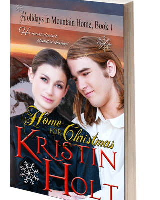 Home for Christmas, Autographed Paperback