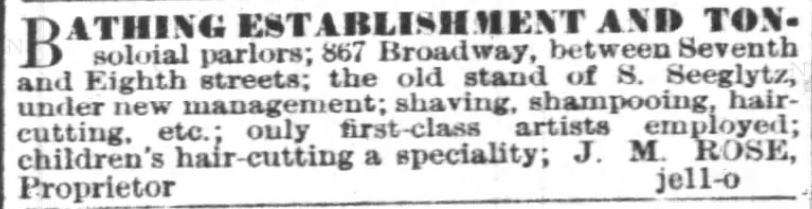 Oakland Tribune of Oakland, California, on June 19, 1883.