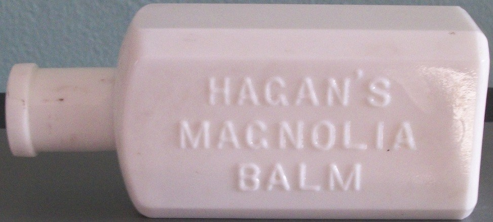 Hagan's Magnolia Balm Bottle. (source provided)