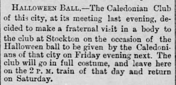 The Record-Union of Sacramento, California on October 27, 1880.
