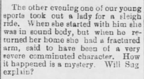 The Salt Lake Herald of Salt Lake City, Utah on January 9, 1880.