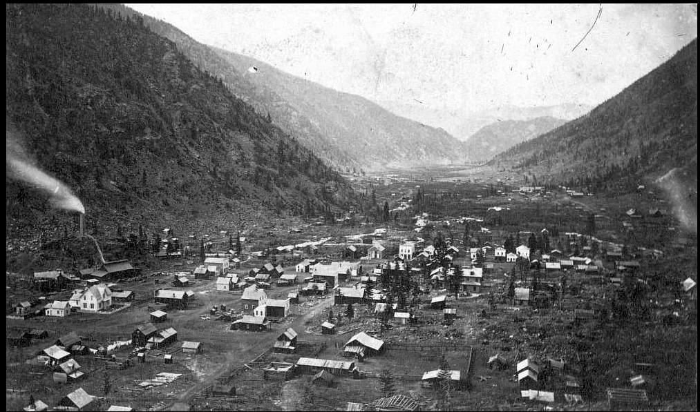 Georgetown, Colorado. 1867. Image: