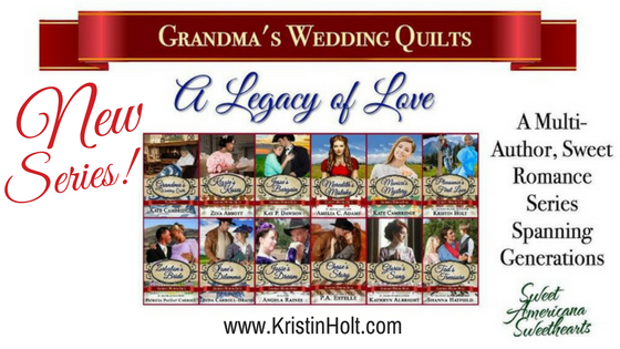 New! Grandma's Wedding Quilts Series