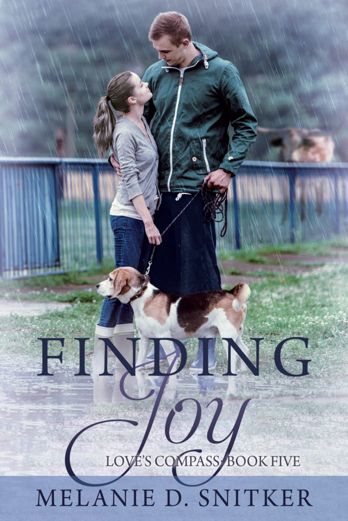 Kristin Holt | Introducing: FINDING JOY by Melanie D. Snitker. Cover Art: Finding Joy, Love's Compass Book Five