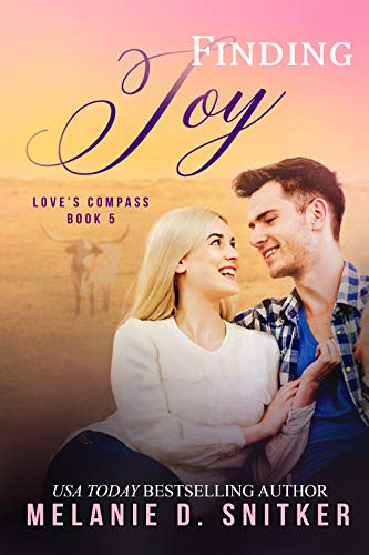 Kristin Holt | Introducinig: Finding Joy by Melanie D. Snitker. New Cover Art.