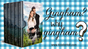 Kristin Holt | Gingham? Why gingham?