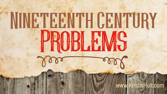 """Nineteenth Century Problems"""