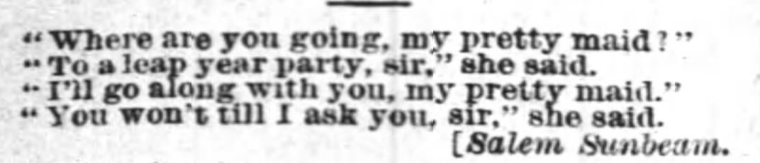 Kristin Holt | This Day in History: May 21. The Times-Picayune of New Orleans, Louisiana, May 21, 1880.