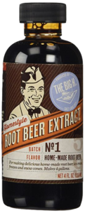 Kristin Holt | The Victorian Root Beer War. Root Beer Extract, currently for sale on Amazon.