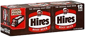 Kristin Holt | The Victorian Root Beer War. Hires Root Beer, currently for sale on Amazon.