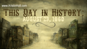 Kristin Holt | This Day in History: August 23, 1860 - Victorian America: Women Responsible for Domestic Happiness (1860)