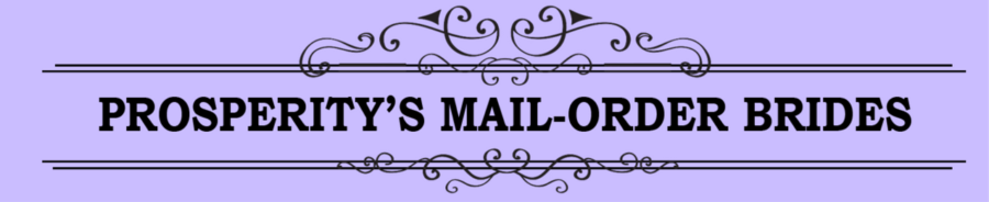 Kristin Holt | Prosperity's Mail-Order Brides Series Image