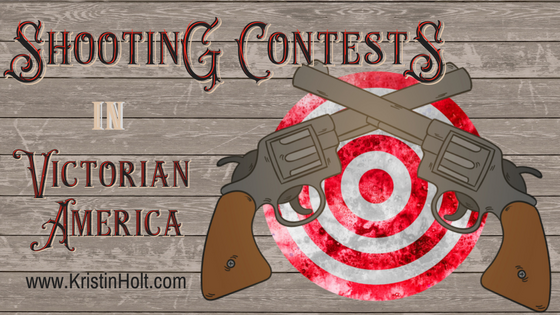Shooting Contests in Victorian America