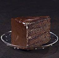 Kristin Holt | Victorian Baking: Devil's Food Cake -- Image: Southern Devil's Food Cake, from Pinterest.