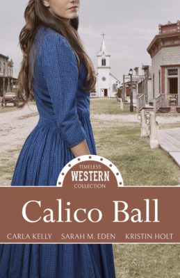 Kristin Holt | Cover Image: Calico Ball: A Timeless Western Collection