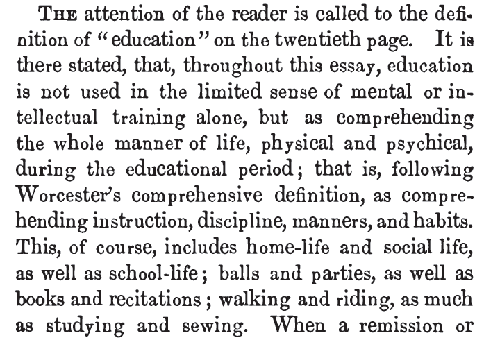 Kristin Holt | Victorian Professional Women do not possess the brain power to succeed. Quote from SEX IN EDUCATION; or, A Fair Chance for Girls (1875)