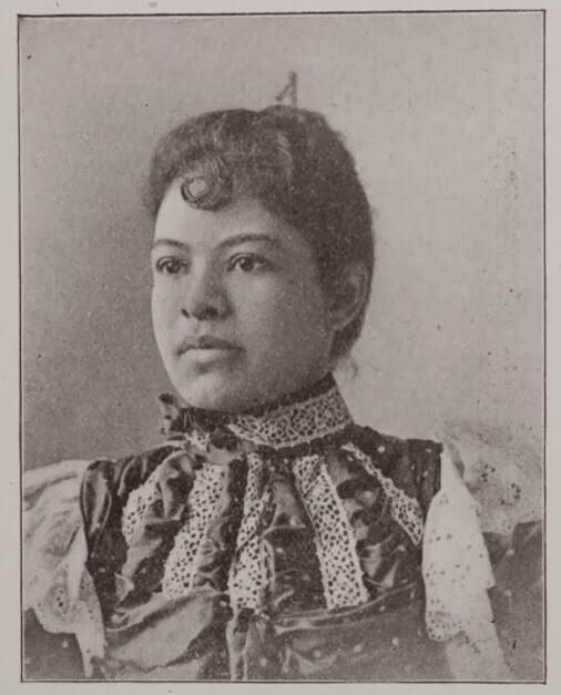 Kristin Holt | Late Victorian Dentistry: Ultra Modern! Vintage Photograph of Ida Gray Nelson, the first African-American woman to earn a DDS degree.