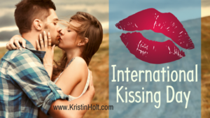 Kristin Holt | International Kissing Day