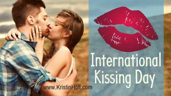 International Kissing Day! July 6, 2018