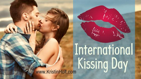 International Kissing Day! July 6, 2018