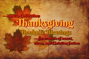 Thanksgiving Books & Blessings Fan Group -- You're Invited!