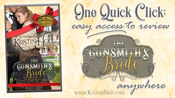 One Quick Click: The Gunsmith's Bride