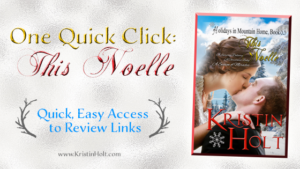 Kristin Holt | One Quick Click: This Noelle