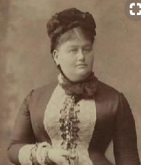 Kristin Holt | Meet the Cast: Unmistakably Yours. Cabinet Card photo from 1880s, used as inspiration for character Babette Terrell.