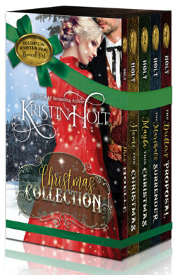 Kristin Holt | Book Cover Image: Christmas Collection, Holidays in Mountain Home