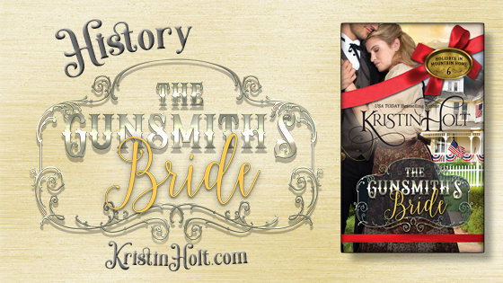 History: The Gunsmith's Bride