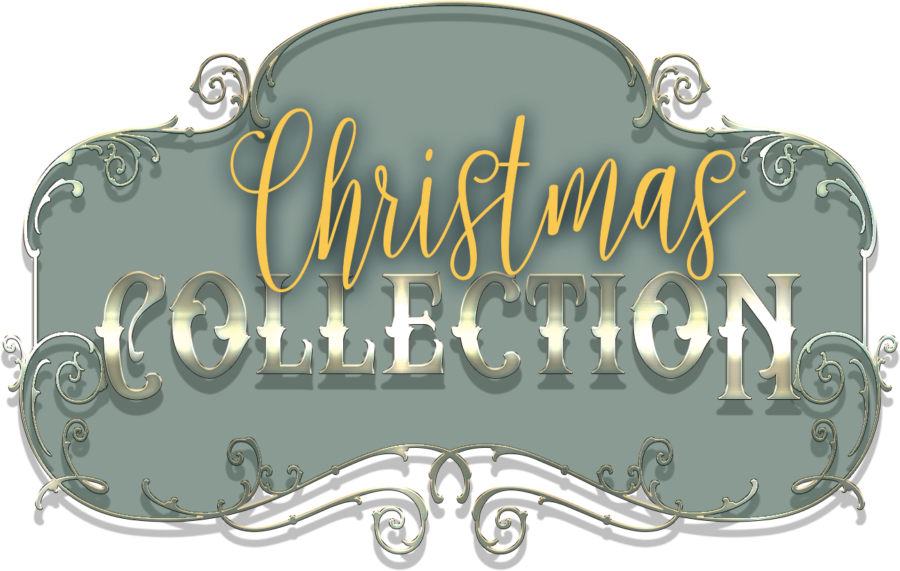 Kristin Holt | Christmas Collection Holidays in Mountain Home Title Badge