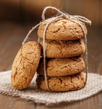 Kristin Holt | Victorian Oatmeal Cookies. Image: Tasty Oatmeal Cookies, copyright Freepik, used with premium subscription.