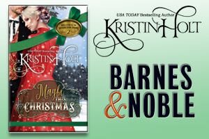 Kristin Holt | Review on Barnes & Noble : Maybe This Christmas