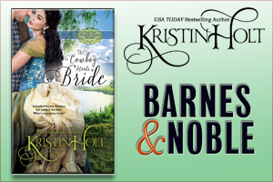 Kristin Holt | Review on Barnes & Noble - The Cowboy Steals a Bride