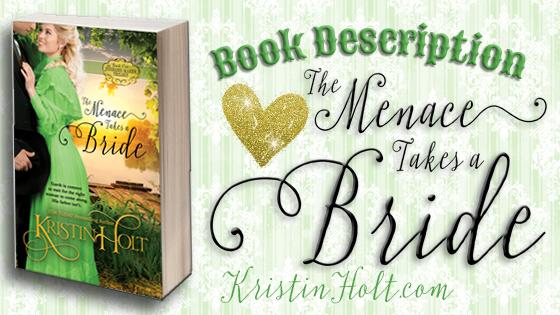 Book Description: The Menace Takes a Bride