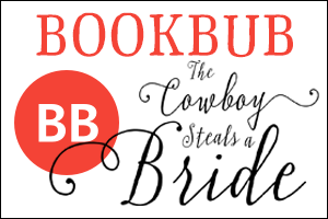 Kristin Holt | Review on BookBub - The Cowboy Steals a Bride