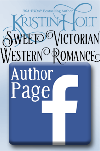 Kristin Holt | About Kristin - Facebook Page: Kristin Holt, Sweet Victorian Western Romance