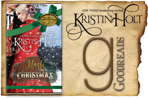 Kristin Holt | Review on Goodreads : Maybe This Christmas