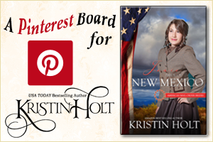 A Pinterest Board for Josie, Bride of New Mexico by Kristin Holt.