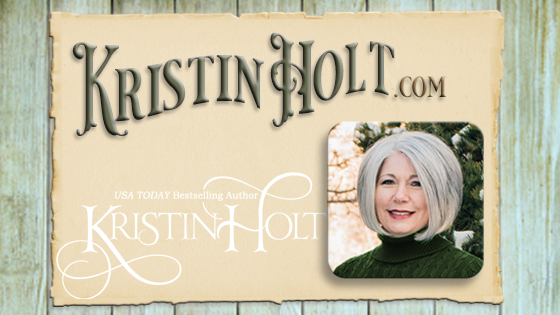 Author Kristin Holt, Sweet Romance in the Victorian American West