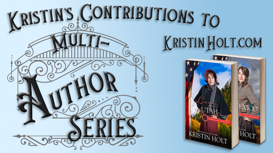 Kristin Holt | Kristin's Contributions to Multi-Author Series