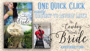 One Quick Click: The Cowboy Steals a Bride