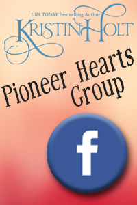 Kristin Holt | About Kristin - Facebook Group: Pioneer Hearts
