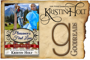 Kristin Holt | Review on Goodreads : Pleasance's First Love