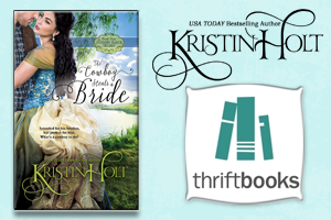 Kristin Holt | Review on ThriftBooks - The Cowboy Steals a Bride