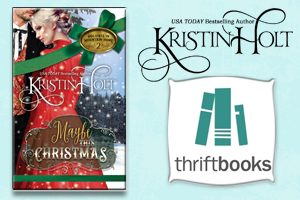 Kristin Holt | Review on ThriftBooks : Maybe This Christmas