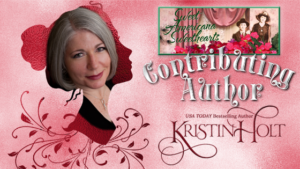Kristin Holt - USA Today Bestselling Author Kristin Holt, Contributing Author to SweetAmericanaSweethearts.Blogspot.com