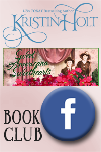 Kristin Holt | About Kristin - Facebook Group: Sweet Americana Sweethearts Book Club