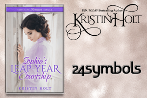 Kristin Holt | Review on 24 Symbols: Sophia's Leap-Year Courtship